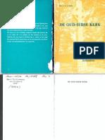 F.C. Los, De Oud-Ierse Kerk; Opkomst en Ondergang Van Het Keltendom - 1975 (2011)