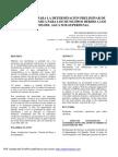 METODOLOGIA PARA LA DETERMINACIÓN PRELIMINAR DE LA AMENAZA SISMICA PARA LOS MUNICIPIOS