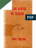 Léon Degrelle - Oorlog Achter de Tralies (1940)
