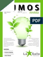 Revista Rumos n.º 3 - 2010-2011