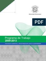 programadetrabajo2009-2013[1]