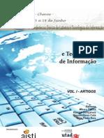 MELO FILHO, I. J. ; MELO, R. M. ; GOMES, A. S. ; CARVALHO, R. S. ; BRITO, J. A. . Percepção Social Na Aprendizagem Online