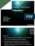 Group 10 Blackberry Presentation Final