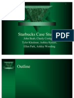 Starbucks Case Study1