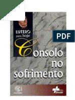 Evangelico Martinho Lutero Consolo No Sofrimento