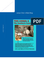 Julius Che' s Web Blog