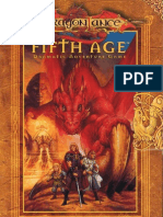 TSR 1148 Fifth Age Campaign Setting