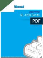 ML-1200 Repair Manual