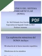 Examen Fisico Del Sistema Ostiomioarticular
