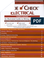 Casa Segura Electronics - Code Check Electrical - An Illustrated Guide to Wiring a Safe House, Fourth Edition - (Paddy Morrissey the Taunton Press 2005