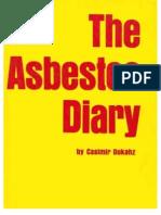 Casimir Dukahz - The Asbestos Diary (1966)