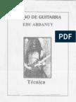 Curso de Guitarra - Edu Ardanuy