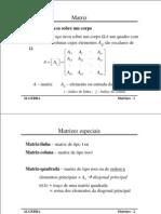 acet-matrizes