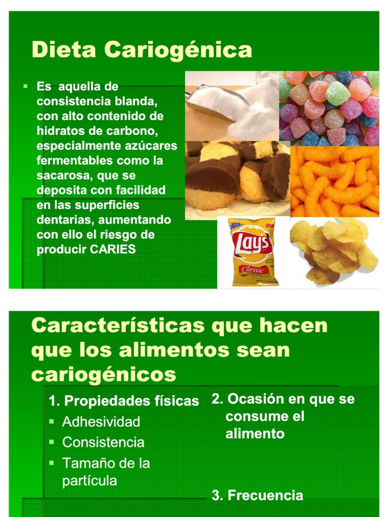 Dieta cariogenica for Dieta definicion