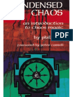 Condensed Chaos, An Introduction to Chaos Magic - Phil Hine