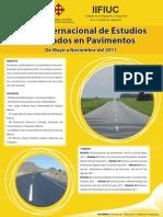 Afiche de Pavimentos1 - 2011