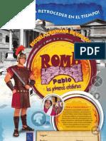 Afiche ECV-Roma 2010