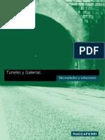 Tuneles Galerias