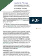 102 Uncertainity Principle