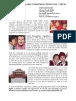 Global Dental Relief - Nepal 2012