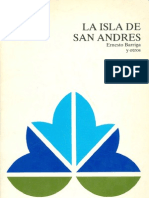 Barriga Ernesto Et al-  La Isla de San Andres Contribuciones al conocimiento de su Ecología, Flora, Fauna y Pesca