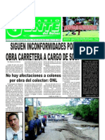 EDICIÓN 16 DE JULIO DE 2011