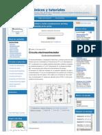 Circuitosytutorialeselectronica Blogspot Com