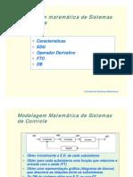 Apostila Controle - 03 - Função de Transferência e Diagrama de Blocos