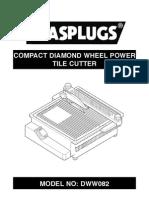 Plasplugs DWW082