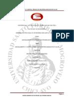 Trabajo Parcial 01-Modelamiento de Sistemas Electromecanicos