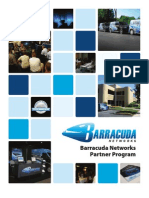 Barracuda Networks Partner Program Brochure