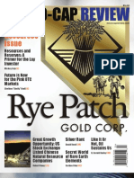 Micro-Cap Review Magazine Fall 2010