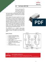 Max12 Data Sheet