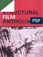 Gidal Peter Structural Film Anthology