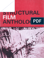 Gidal Peter Structural Film Anthology