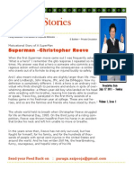 1 Cristopher Revee Superman Jul17 Sunday Vol 1