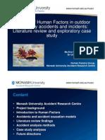 Keynote - Accident Research - Monash University