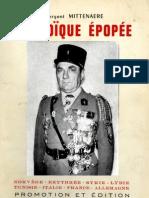 Mittenaere (Sergent) René- L'héroïque épopée