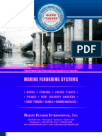 Marine Fenders International 2010 Catalog REDUCED