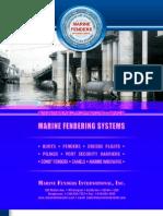 Marine Fenders International 2010 Catalog REDUCED