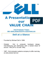 Dell Value Chain