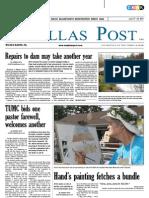 The Dallas Post 07-17-2011