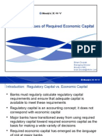 Uses and Misuses of Required Economic Capital11!15!05
