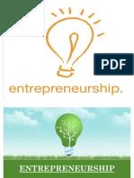 Final Ppt - Entrepreneurship
