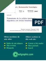 Toxina Botulinica en Cefalea Tensional
