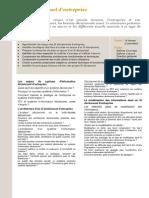 Seminaire SI Decisionnel d Entreprise