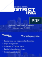 City of Orlando 20110627 Redistricting