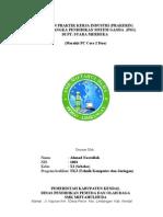 Pdf tkj laporan prakerin