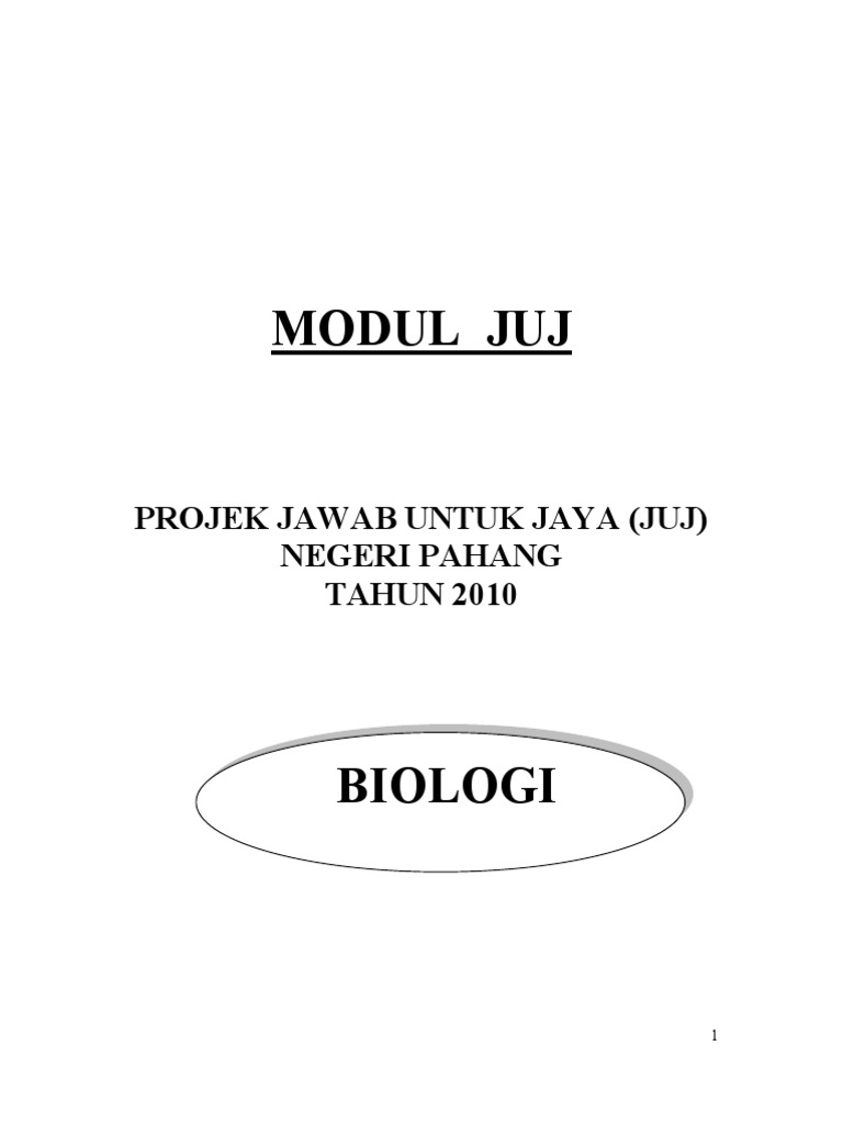 Projek Jawab Untuk Jaya 2010 Biology Digestion Photosynthesis