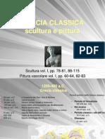 08 Grecia Classica - Scultura e Pittura